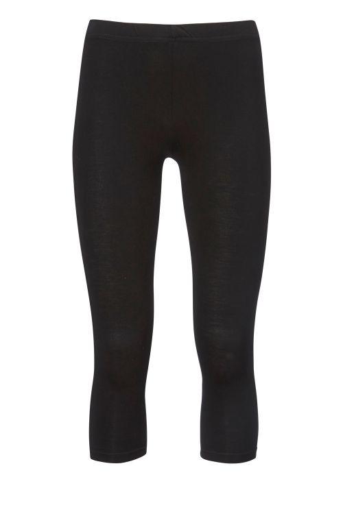 Modström Leggings Kendis Short Black Front
