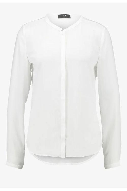 Modström Skjorte Cyler Shirt Porcelain Front
