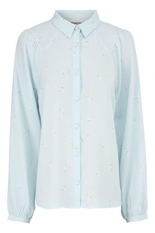 Modström - Skjorte - Isadora Print Shirt - Daisy