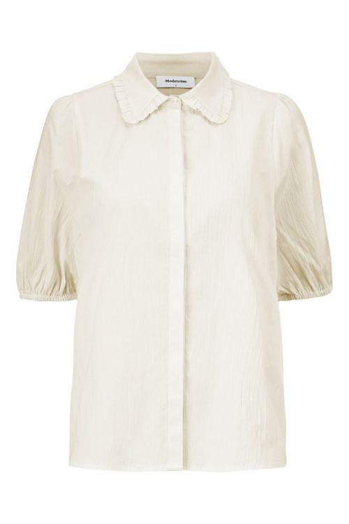 Modström - Skjorte - Isha Shirt - Off White
