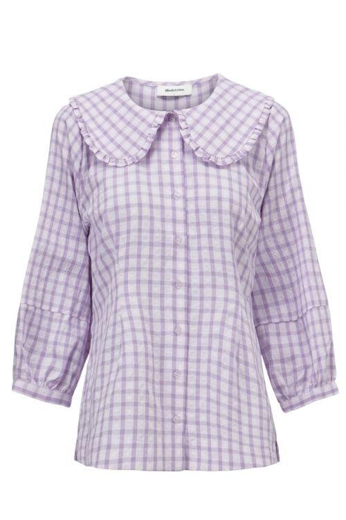 Modström - Skjorte - Jose Shirt - Lavender
