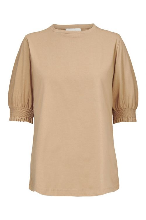 Modström - T-shirt - Jake T-shirt - Camel