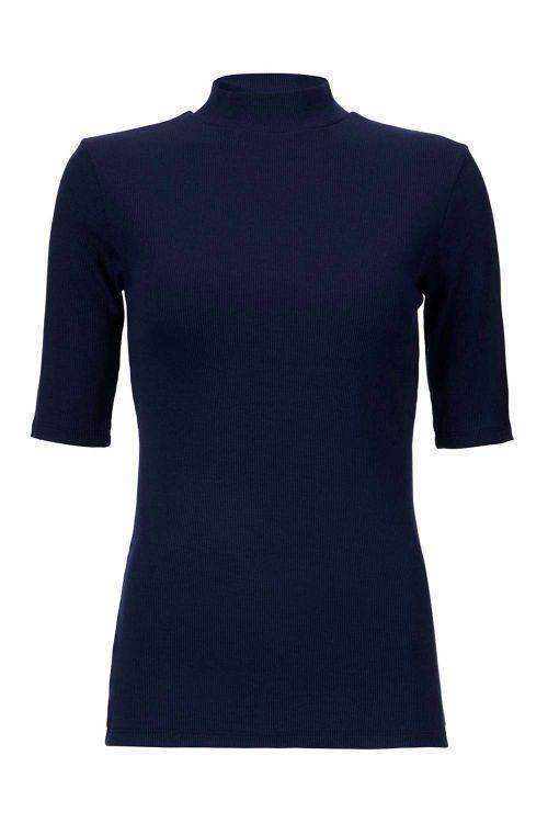Modström - T-shirt - Krown T-shirt - Navy Night