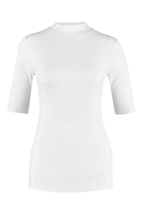 Modström - T-shirt - Krown T-shirt - Porcelain
