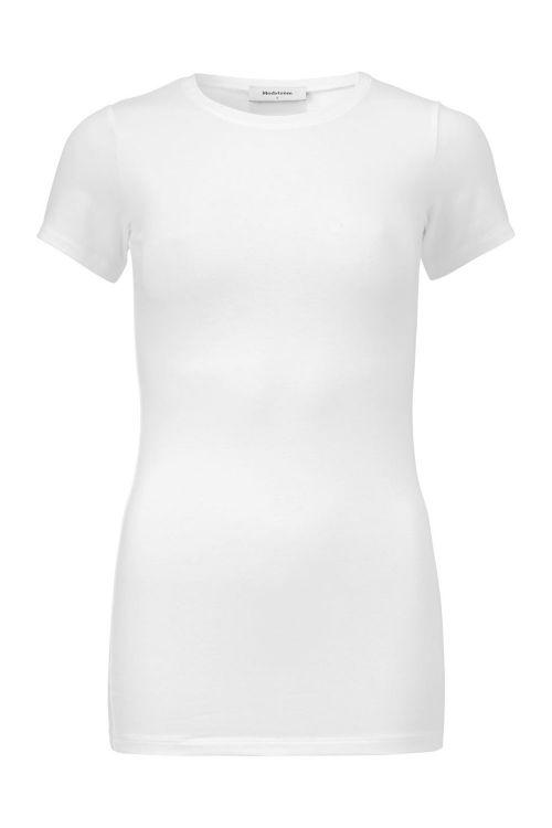 Modström T-shirt True T-shirt White Front