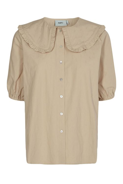 Moves By Minimum Bluse Carrola Shirt Cocoon Front
