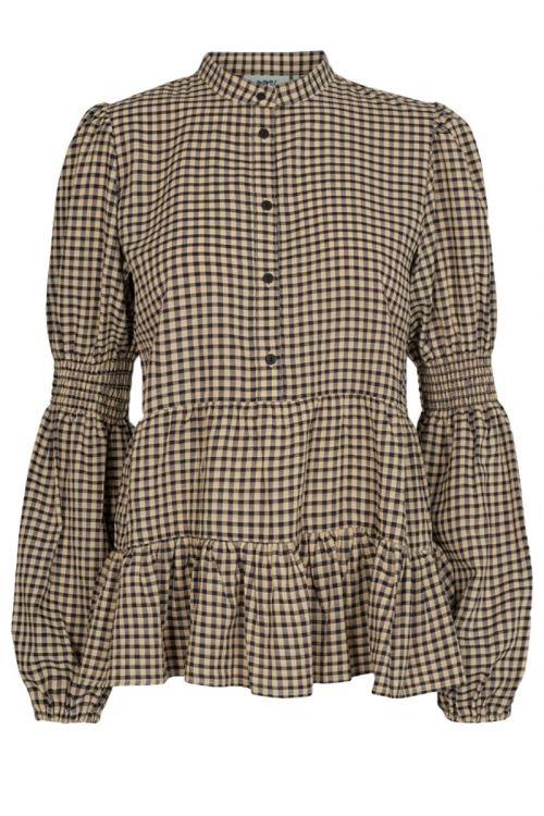 Moves By Minimum - Bluse - Masti Blouse - Cocoon