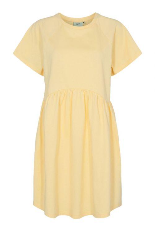 Moves By Minimum - Kjole - Bebo - Transparent Yellow
