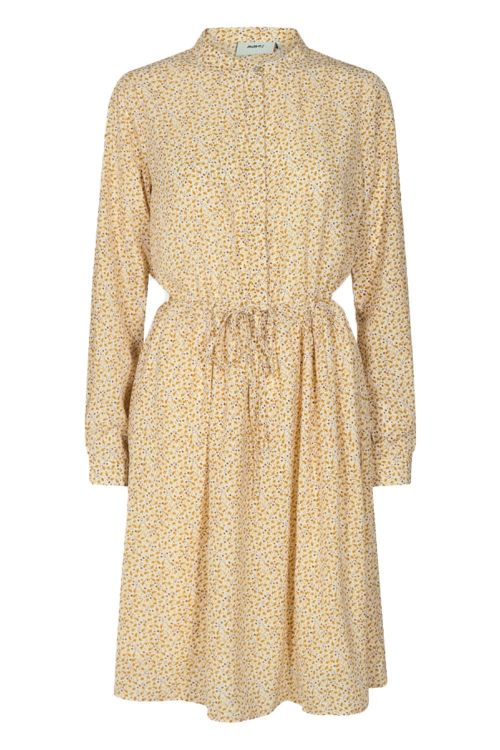 Moves By Minimum Kjole Danisa Dress Ivory Cream Front