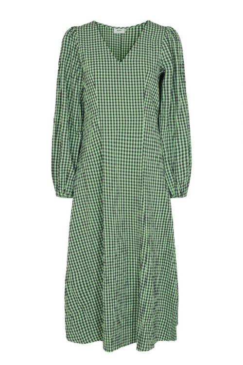 Moves By Minimum Kjole Lululana Dress Mint Green Front