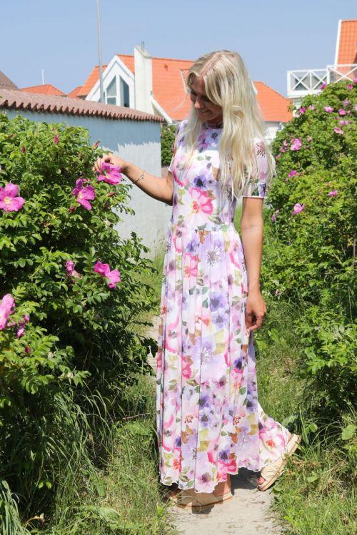 Moves By Minimum Kjole Malissa Dress Lavender Hover