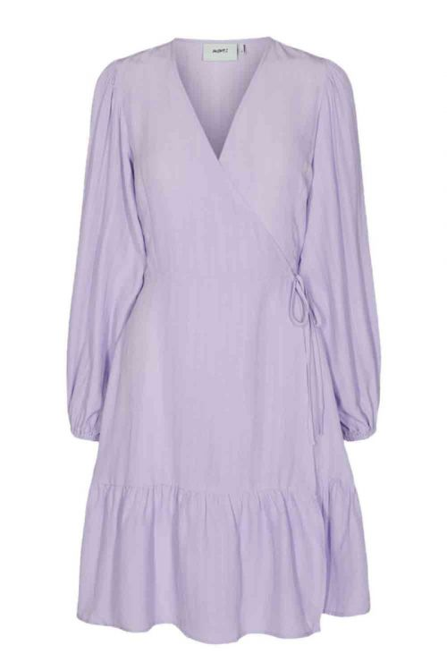 Moves By Minimum Kjole Mallas Dress Lilac breeze Front