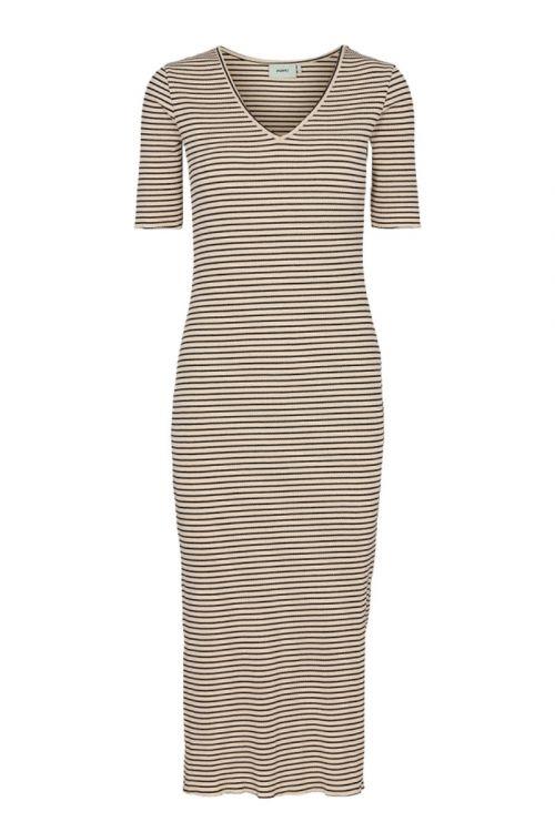 Moves By Minimum - Kjole - Molisa Dress - Cocoon