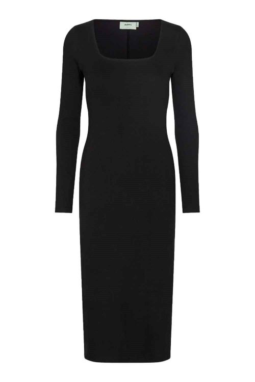 Moves By Minimum Kjole Pasia Dress Black Front
