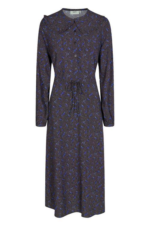 Moves By Minimum Kjole Tanisti Dress Black Front