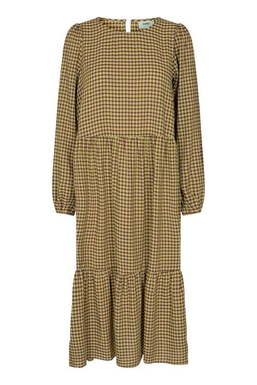 Moves By Minimum Kjole Vatti Dress Bright Green Front