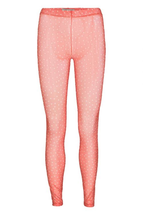 Moves by Minimum Leggings Mista Hot Coral Front