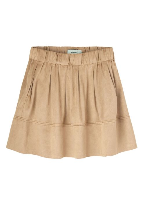 Moves By Minimum Nederdel Kia Skirt Dusty Sand Front