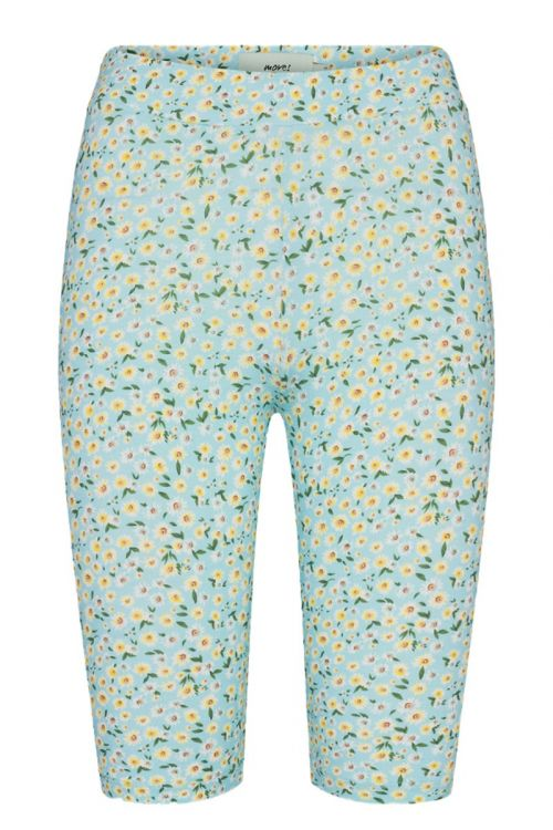 Moves By Minimum - Shorts - Bikka Shorts - Light Blue