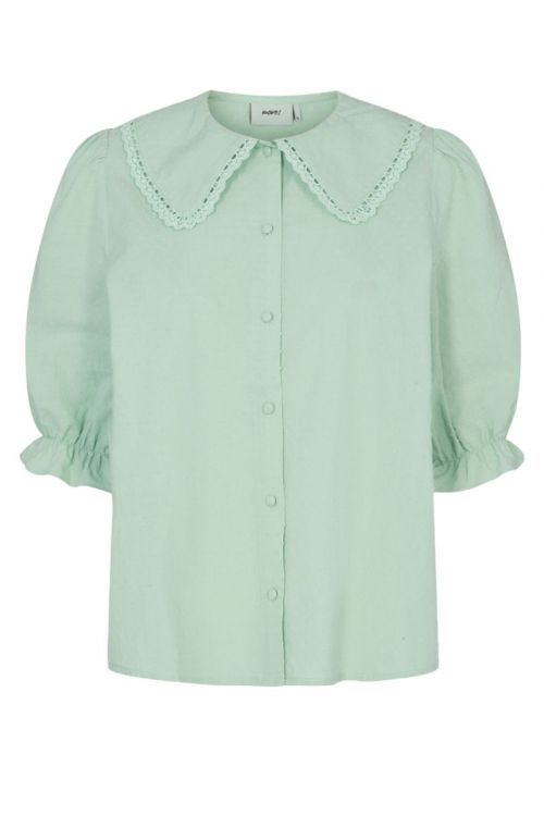 Moves By Minimum Skjorte Carro-ss Mint green Front