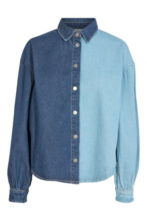 Moves By Minimum - Skjorte - Lidina -  Medium Blue