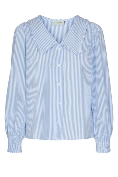 Moves by Minimum - Skjorte - Safrina - Light Blue