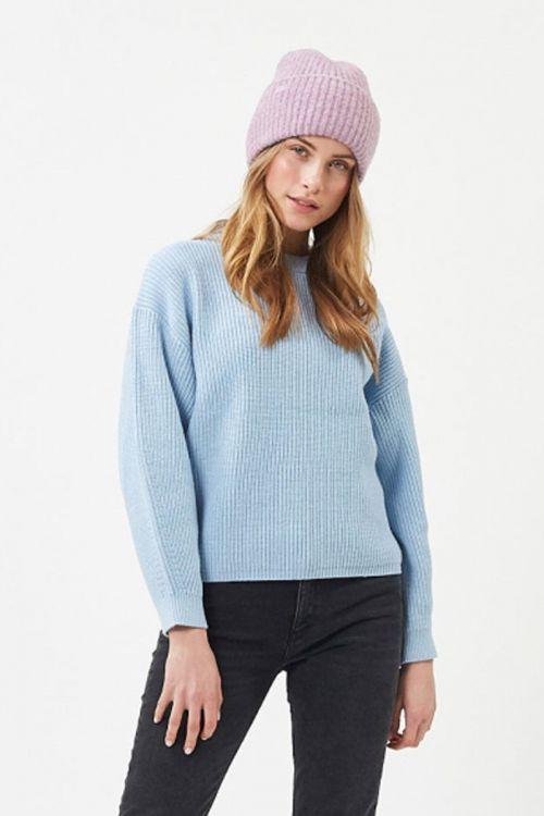 Moves By Minimum - Strik - Esina Knit - Light Blue
