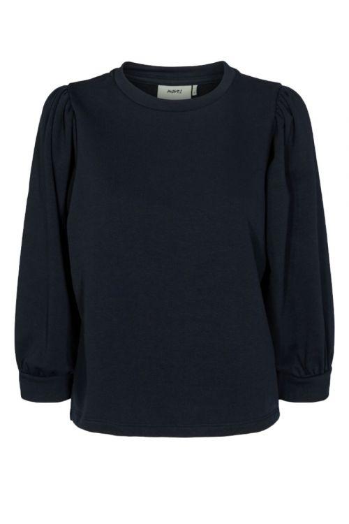 Moves By Minimum - Sweat - Joluna - Navy blazer