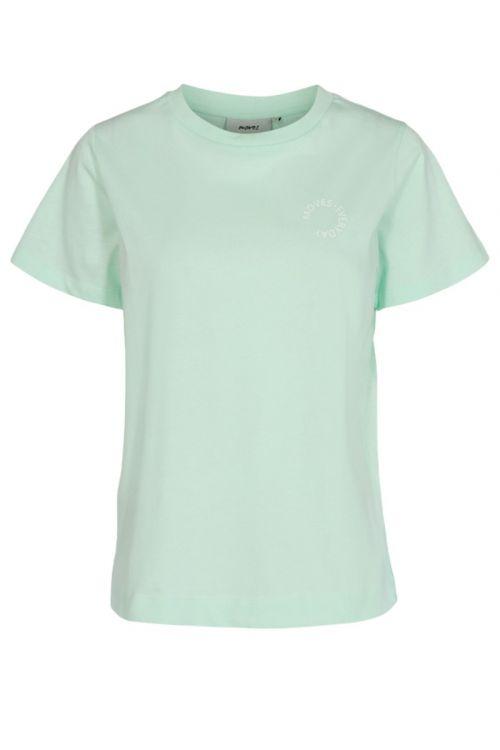 Moves by Minimum - T-shirt - Nielli - Honeydew
