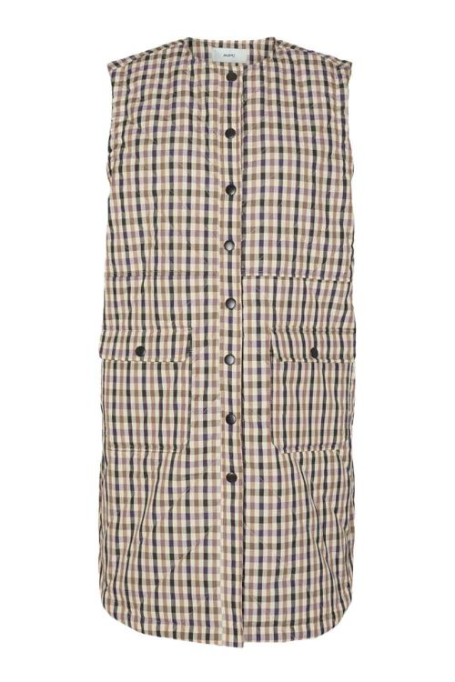 Moves By Minimum Vest Nicmasi Waistcoat Cocoon Front