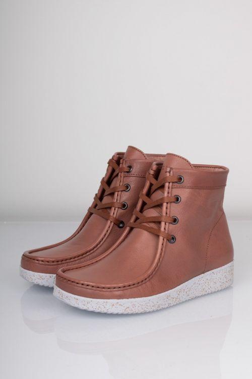 Nature - Sko - Asta Leather - Blush