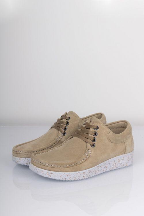Nature - Sko - Footwear Anna - Dusty Green