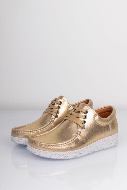 Nature - Sko - Footwear Anna - Gold