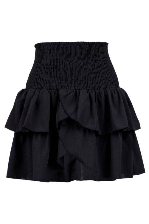 Neo Noir - Nederdel - Carin Skirt - Black