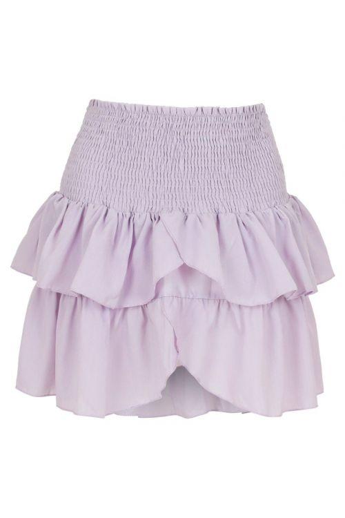Neo Noir - Nederdel - Carin Skirt - Lavender