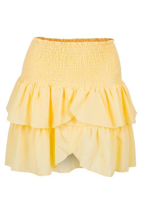 Neo Noir - Nederdel - Carin Skirt - Yellow