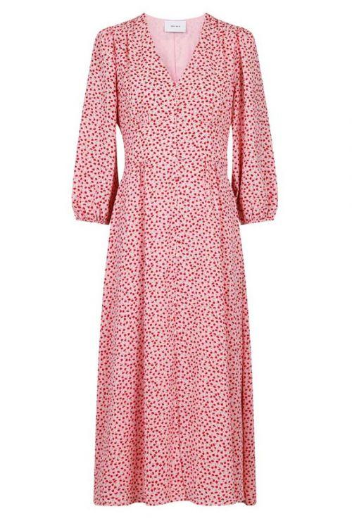 Neo Noir Kjole Timma Dress Light Rose Front