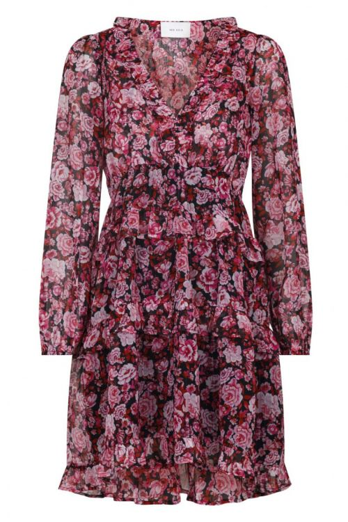 Neo Noir - Kjole - Viddi Midnight Dream Dress - Pink
