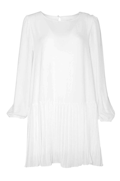 Noella Kjole Dagma Dress White Front