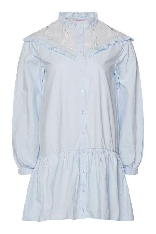 Noella - Kjole - Louisa Dress - Light Blue