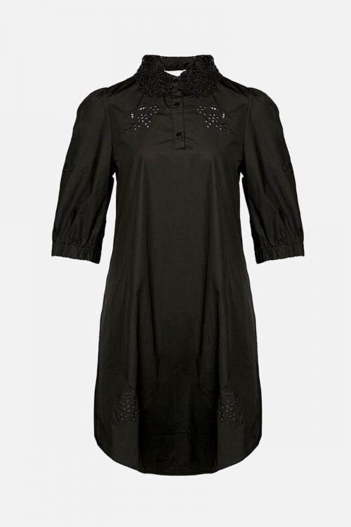 Noella - Kjole - Lucille Dress Cotton - Black