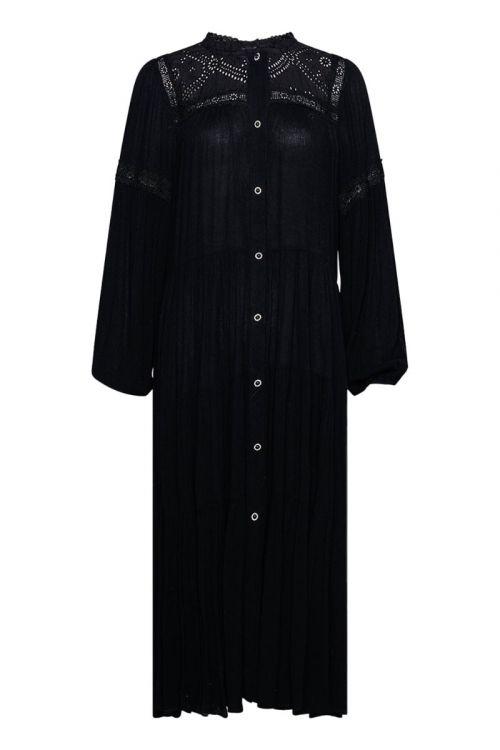 Noella - Kjole - Shelli Lace Dress - Black