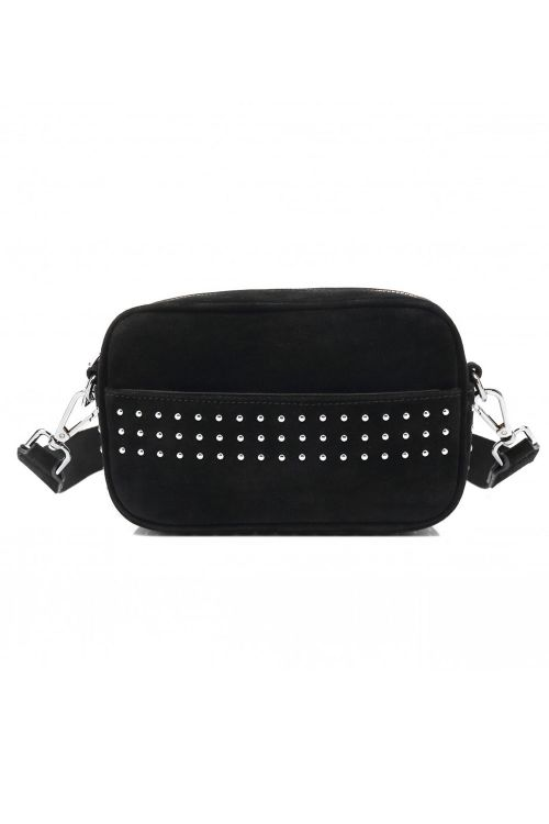 Noella Taske Lina Small Crossover Bag Black Front