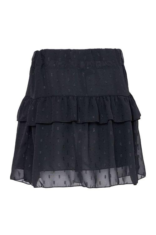 Noella Nederdel Zues Skirt Black Front