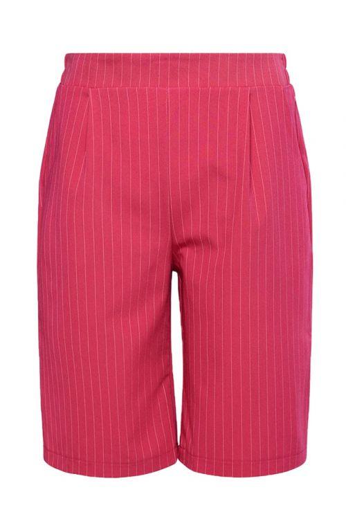 Noella - Shorts - Brooklyn Shorts - Pink Pinstripe