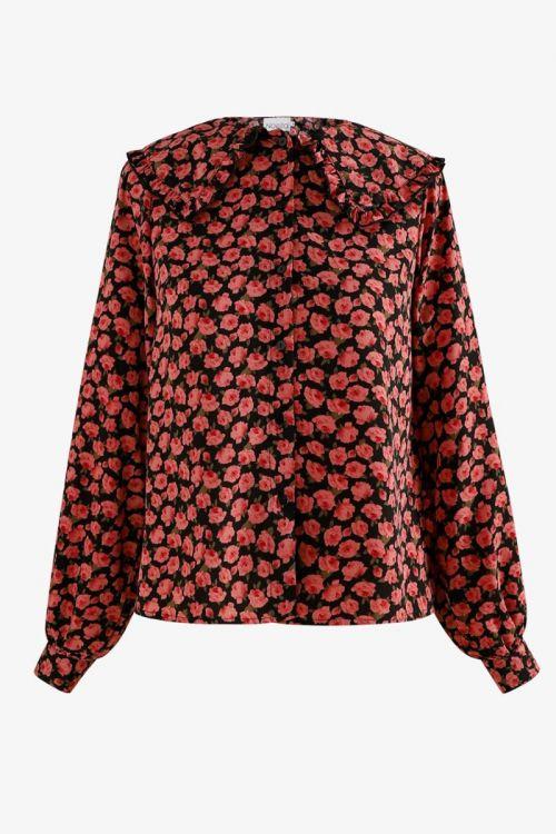 Noella - Skjorte - Abby Shirt - Rose Print