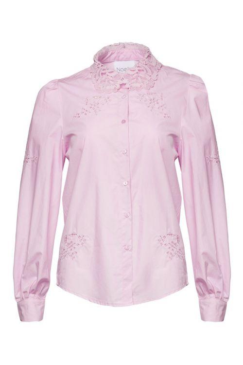 Noella - Skjorte - Lucille Shirt - Lavender