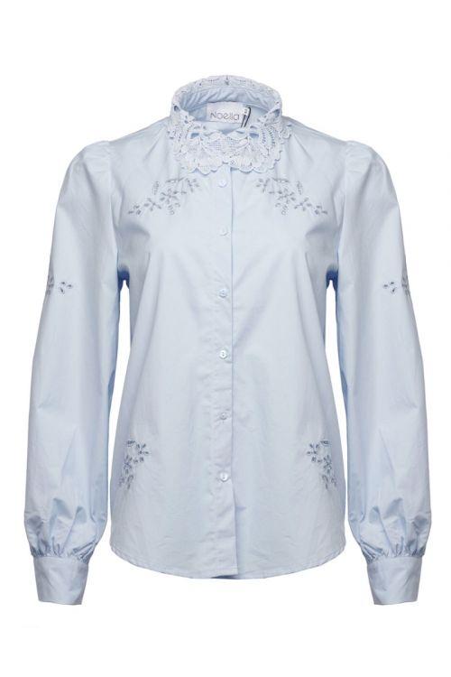 Noella - Skjorte - Lucille Shirt - Light Blue