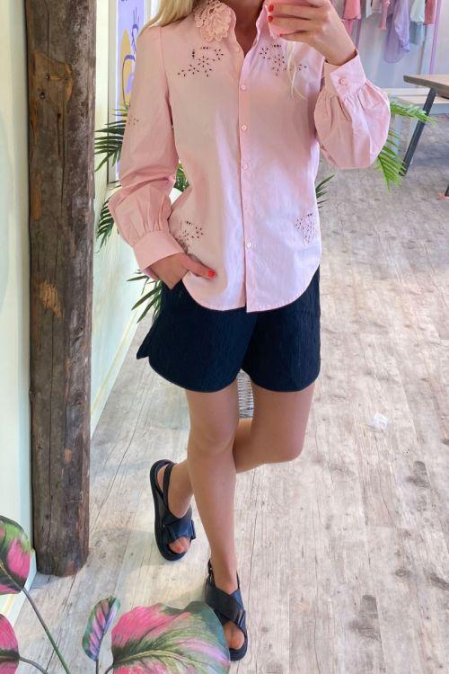 Noella - Skjorte - Lucille Shirt - Rose