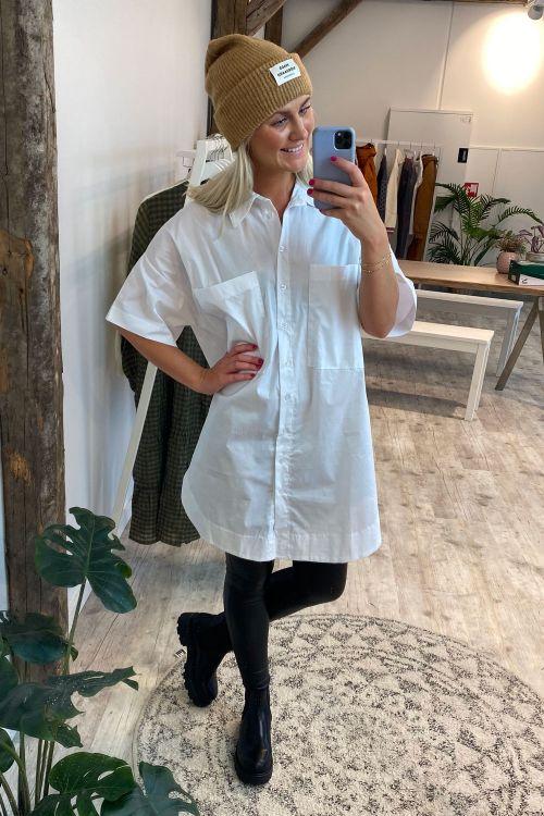 Noella Skjorte Maiden Shirt White Hover